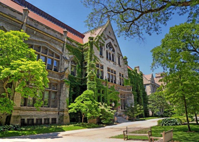 #6. University of Chicago (Chicago)
