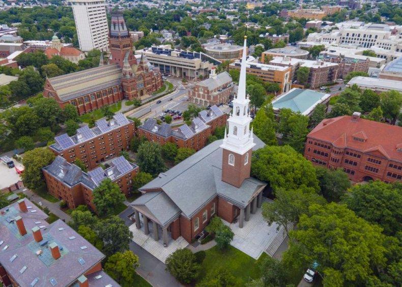 #2. Harvard University (Cambridge, Massachusetts)