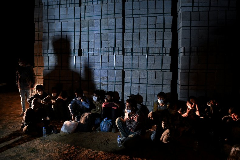Afghans Seek Refuge in Turkey