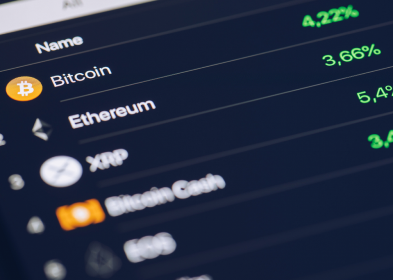 How many kinds of cryptocurrency are there?