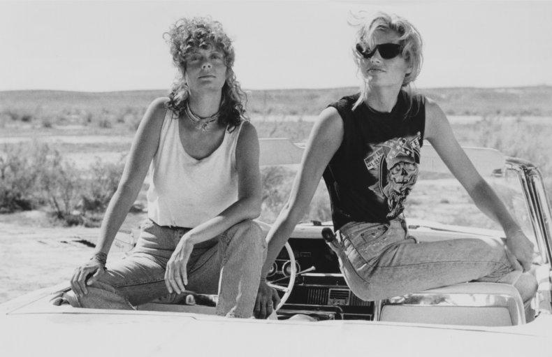 Thelma & Louise, Stream