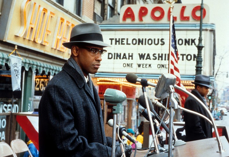 Malcolm X, Stream