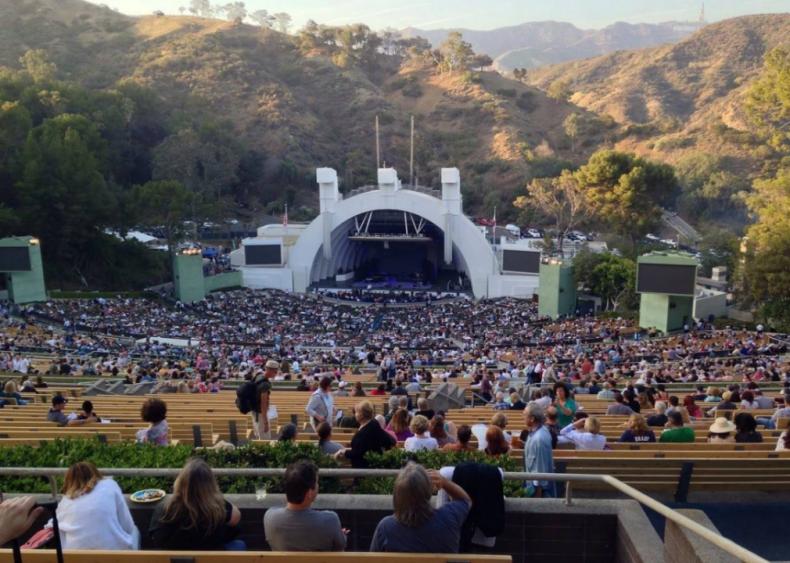California: The Hollywood Bowl