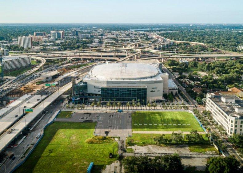 Florida: Amway Center