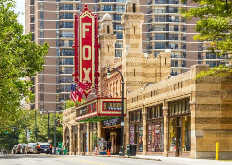 Georgia: Fox Theatre