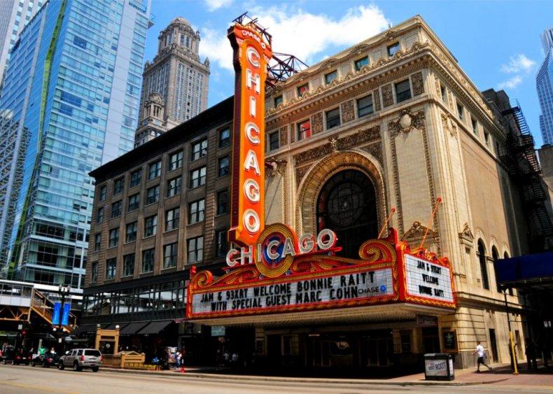 Illinois: Chicago Theatre