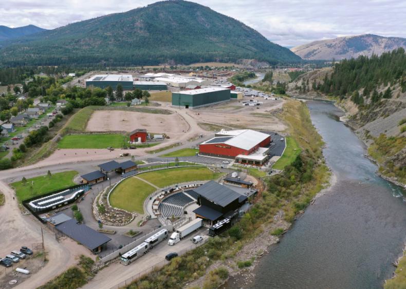Montana: KettleHouse Amphitheater