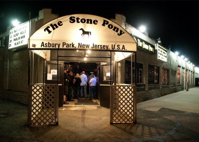 New Jersey: The Stone Pony