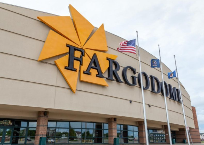 North Dakota: The Fargodome
