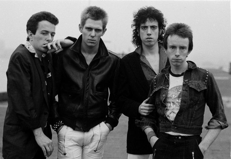 The Clash, Studio