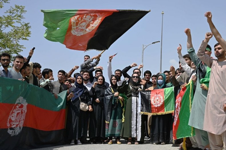 Afghanistan Independence Day Taliban Kabul