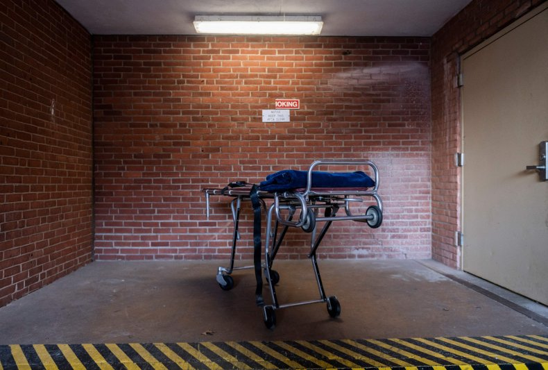 Woman independent living facility death