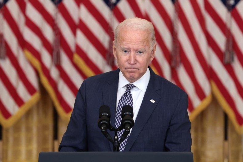 Joe Biden Delivers Remarks on Afghanistan