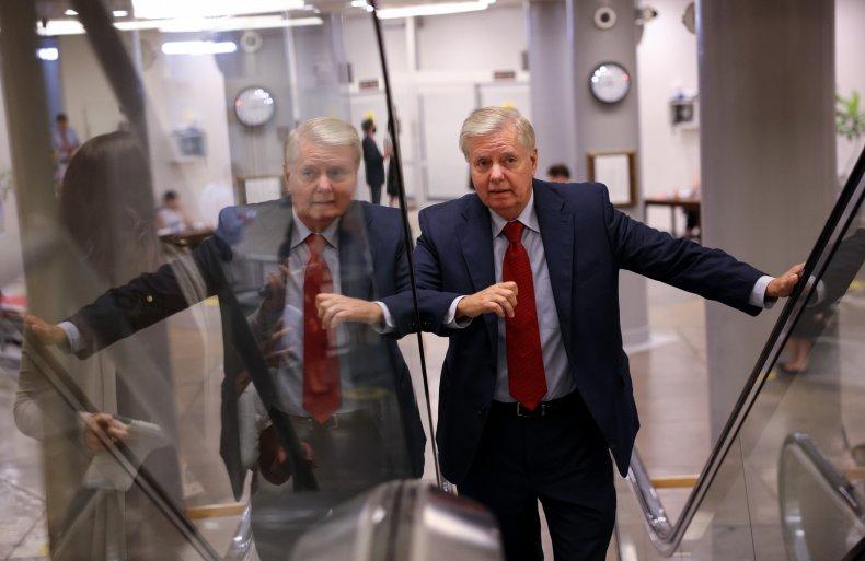 Graham Blasts Biden Over Afghanistan Evacuation