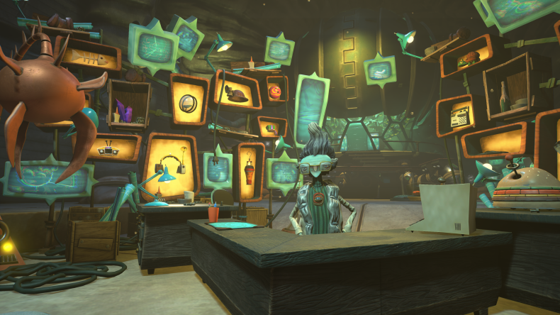Psychonauts 2 Otto's Lab