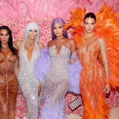 Kim Kardashian, JLo, Kylie and Kendall Jenner
