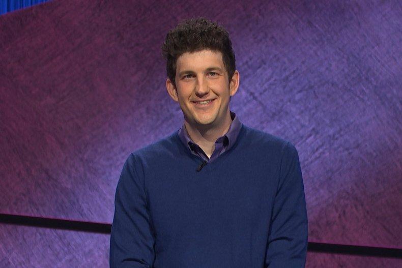 """""""Jeopardy!"""" champ Matt Amodio"""