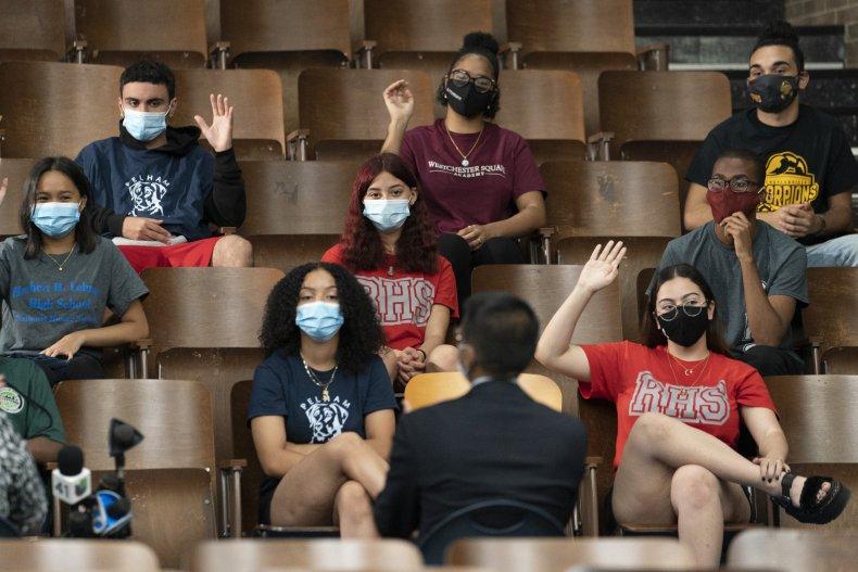 Masking in U.S. Schools
