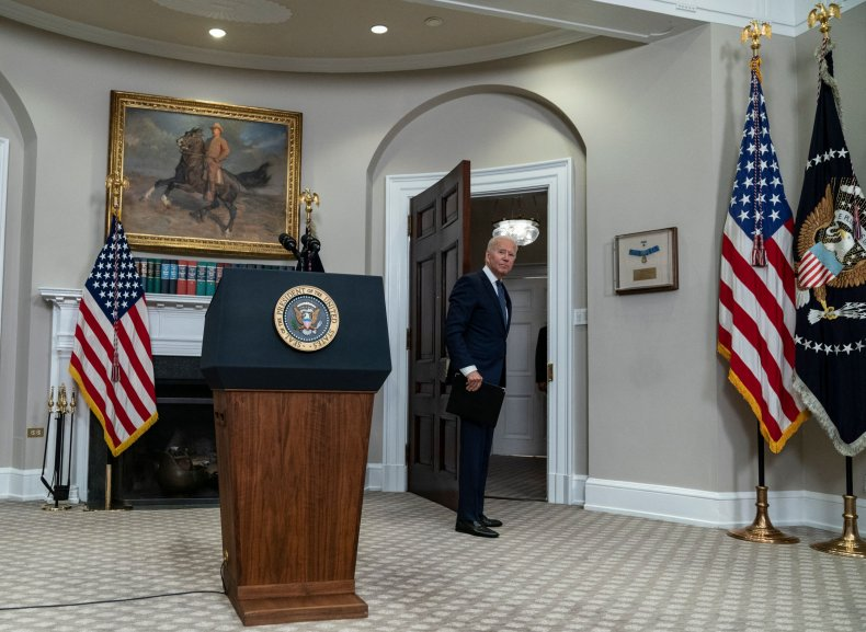 Joe Biden Afghanistan update