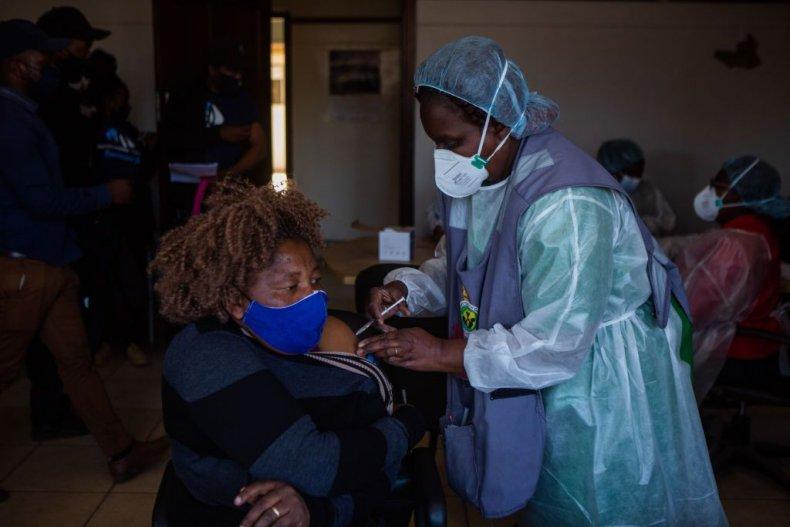 Zimbabwe vaccine, college