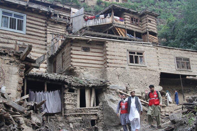 Floods, Afghanistan, climate, change, damage