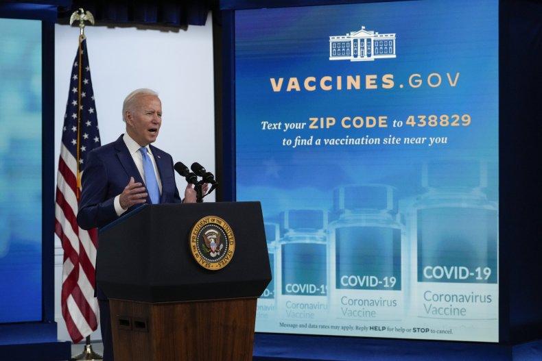 Biden Address on Pfizer FDA Approval