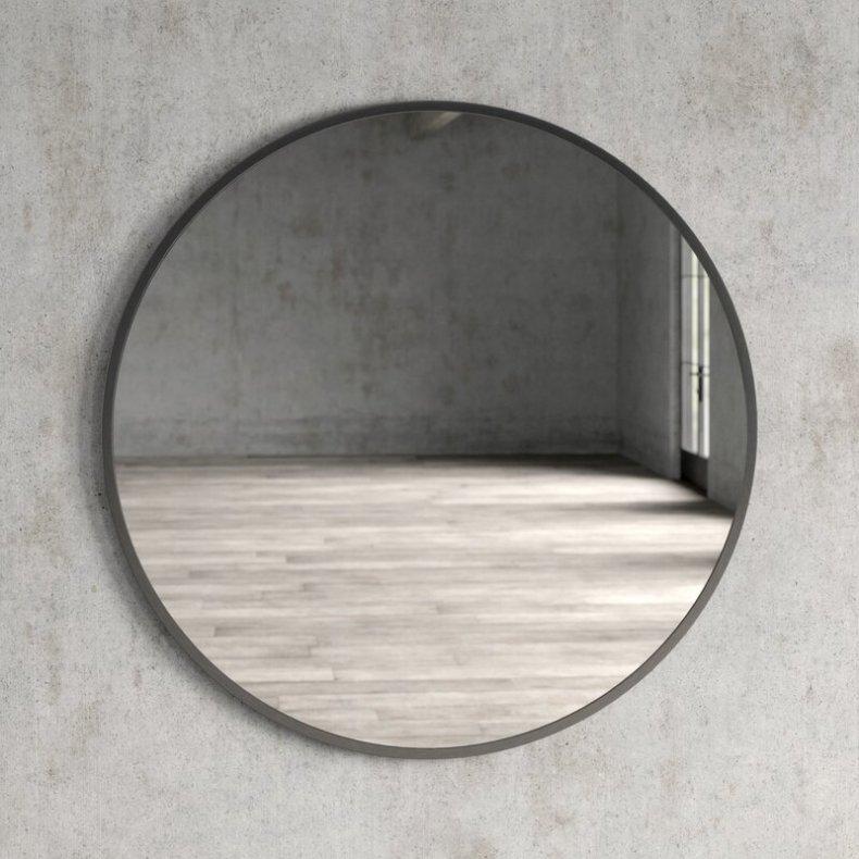 Round Needville Mirror