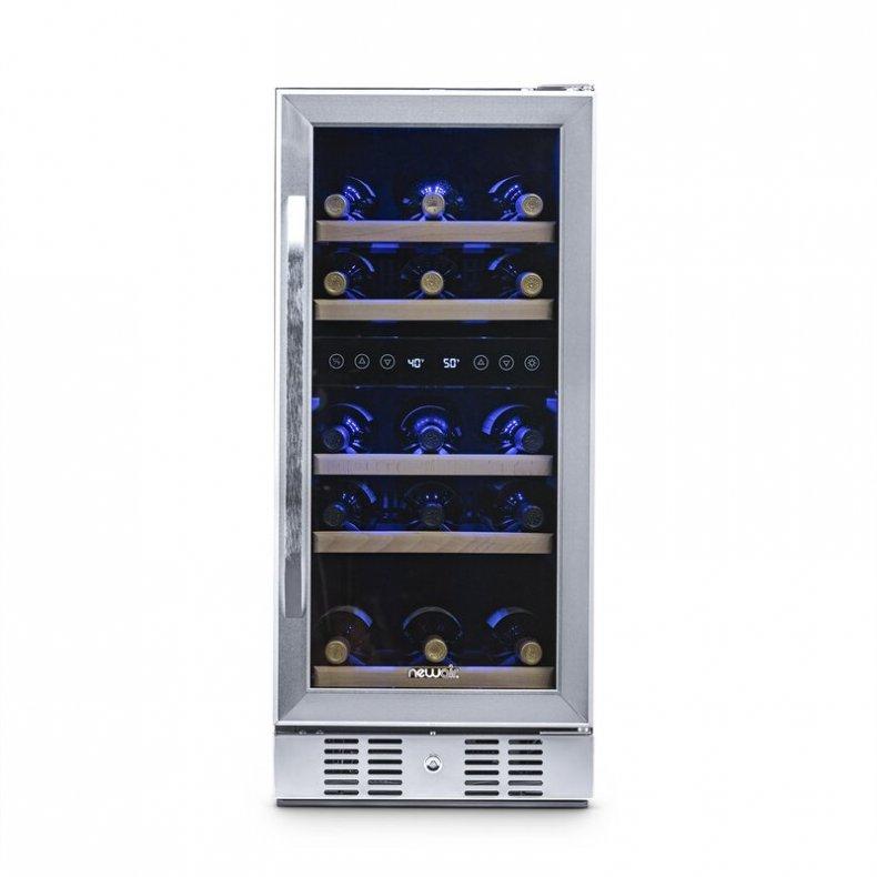 29 Bottle Dual Zone Freestanding/Built-In Wine Refrigerator