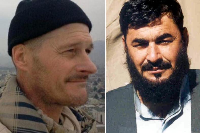 Mark, Frerichs, Bashir, Noorzai, hostage, prisoner, Afghanistan