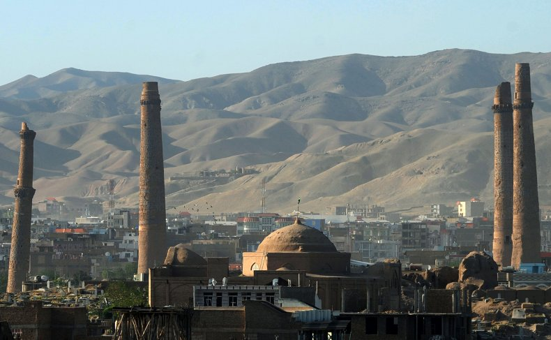The Musalla Complex in Herat, Afghanistan.