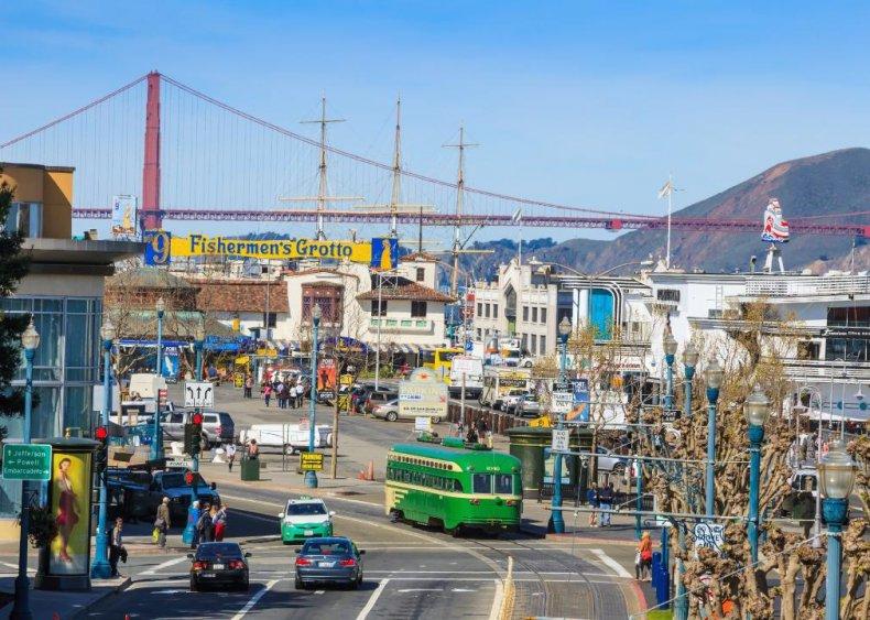 #45. San Francisco-Oakland-Berkeley, California