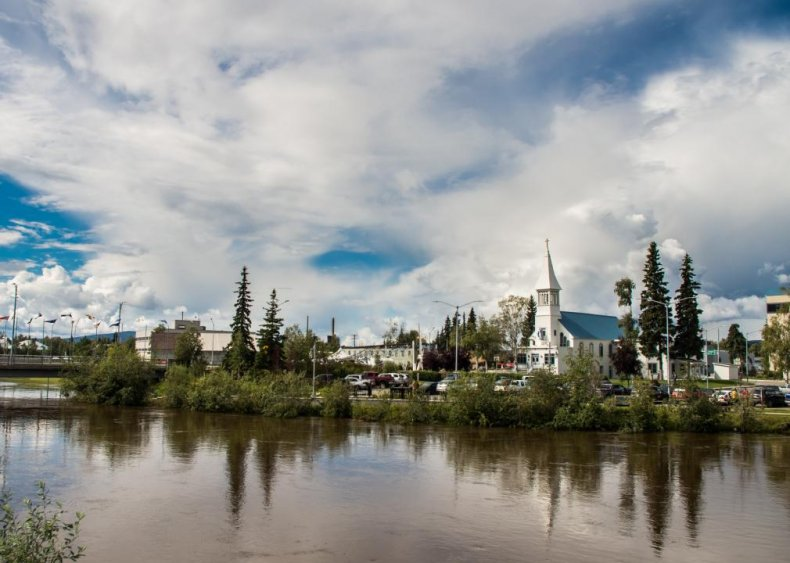 #44. Fairbanks, Alaska