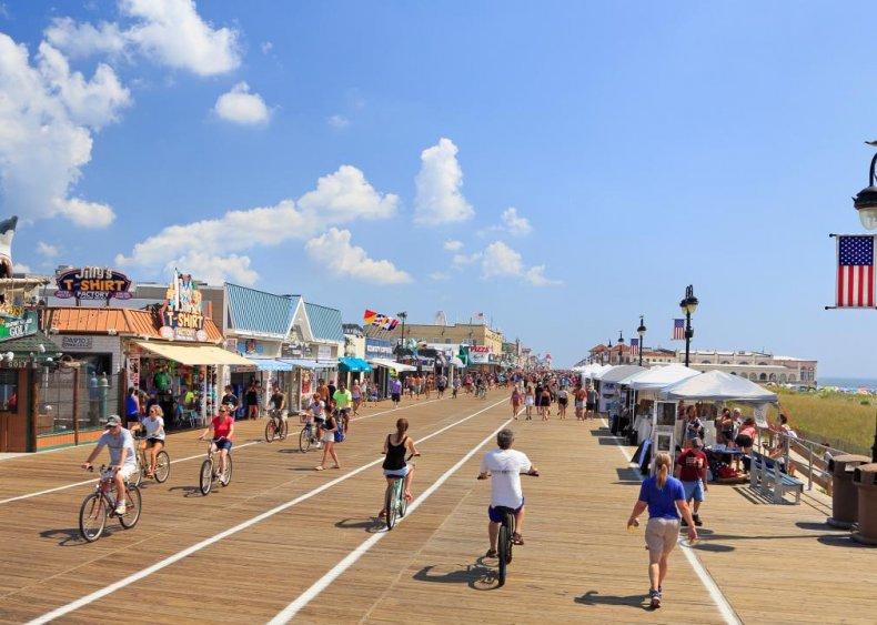 #41. Ocean City, New Jersey