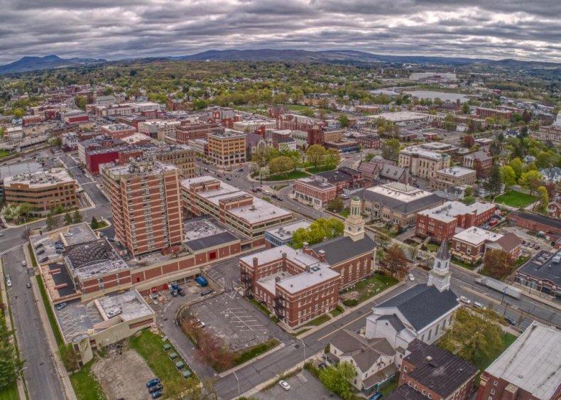#33. Pittsfield, Massachusetts