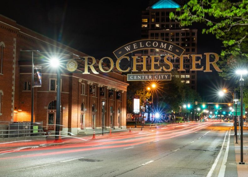 #23. Rochester, New York