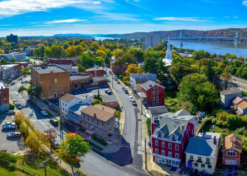 #12. Poughkeepsie-Newburgh-Middletown, New York