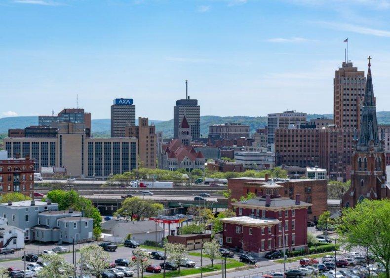 #11. Syracuse, New York