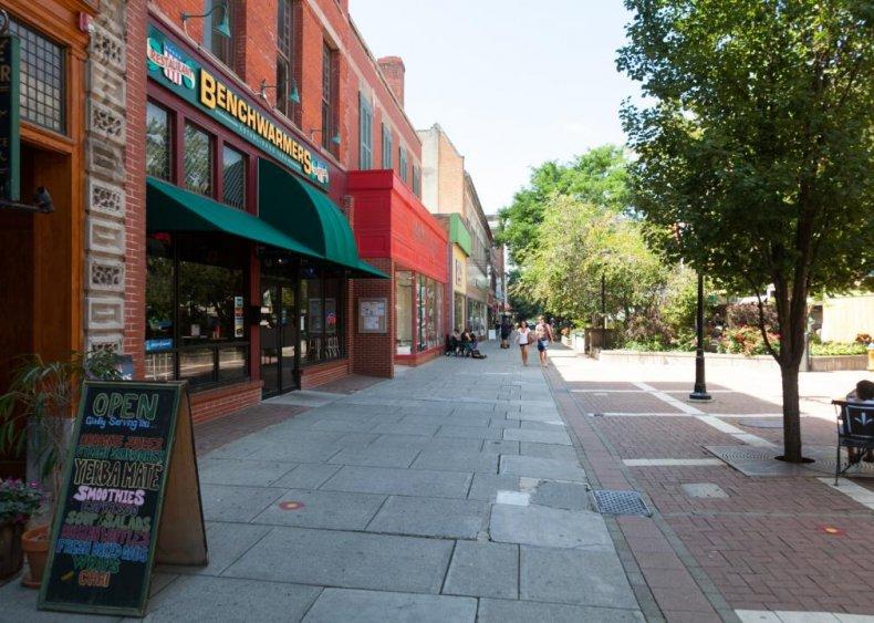 #8. Ithaca, New York