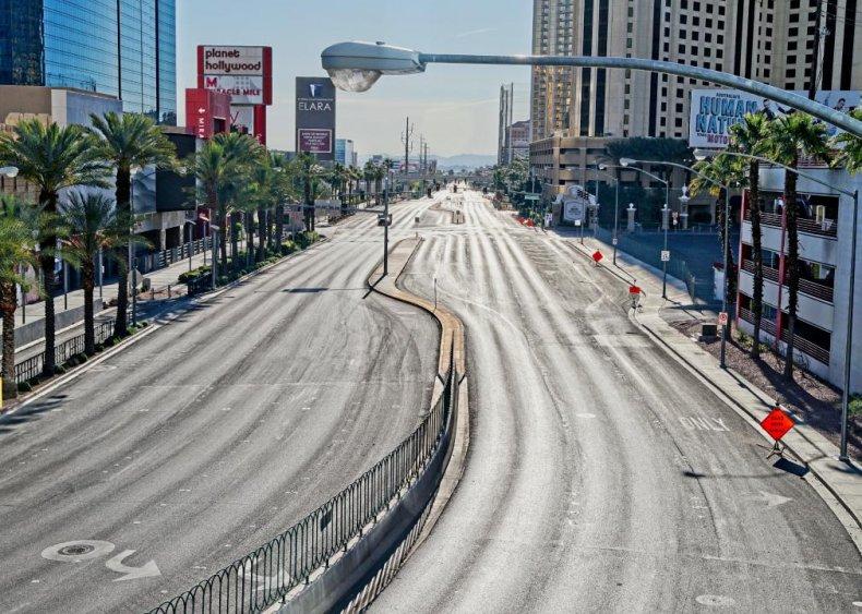 #5. Las Vegas-Henderson-Paradise, Nevada