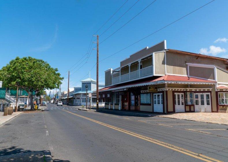 #2. Kahului-Wailuku-Lahaina, Hawaii