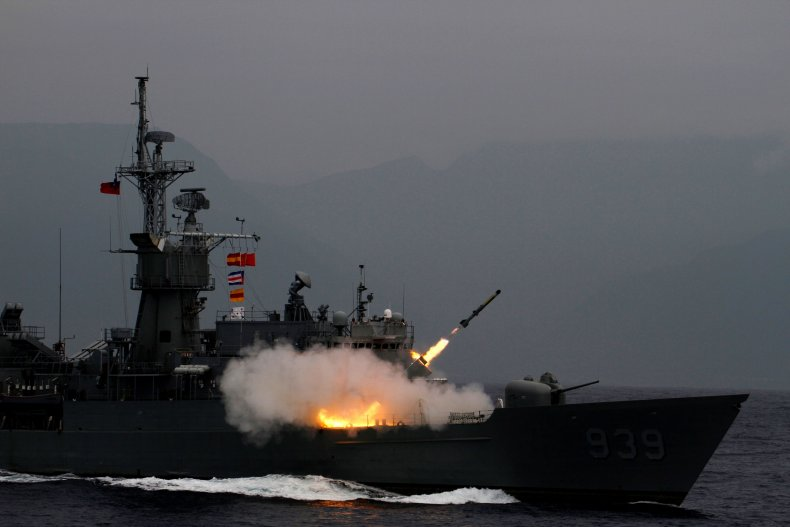 Taiwan To Ramp Up Missile Defense