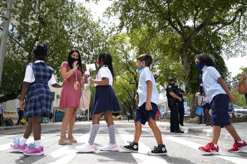 Florida school mask mandates