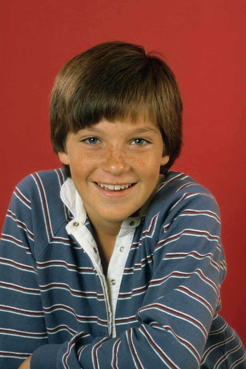 Jason Bateman as a child