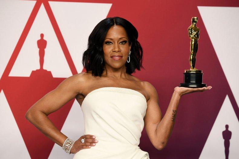Regina King wins Oscar