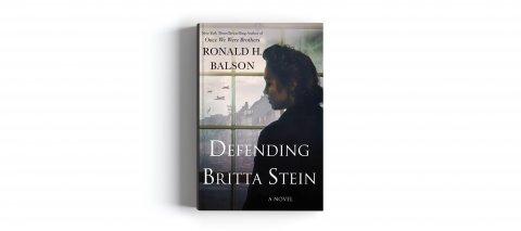 Fiction_Defending Britta Stein