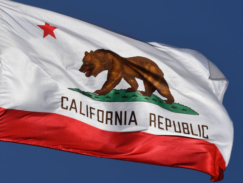 California recall three weeks out