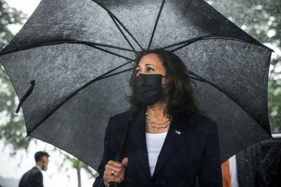 Vice President Kamala Harris Visits Vietnam
