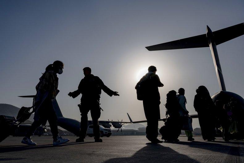Siły amerykańskie wspierają ewakuację w Afganistanie