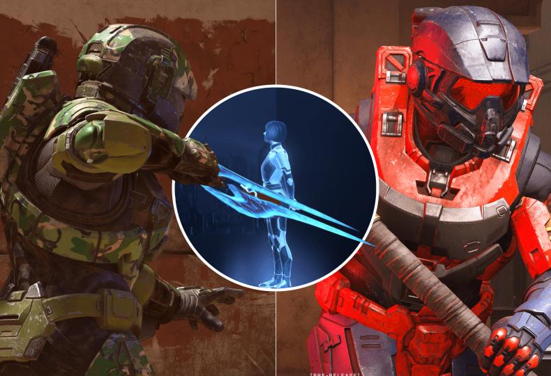 'Halo Infinite' Composite Image