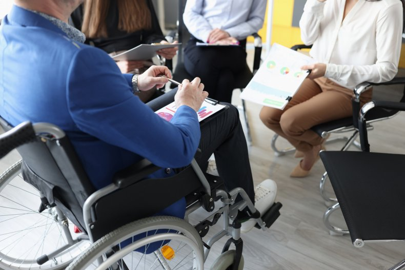 disability in corporate setting